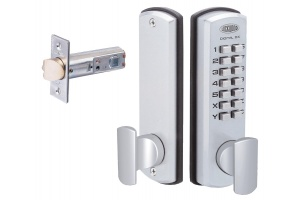 Lockwood 530 Digital DX Entrance Set - Clark Locksmiths