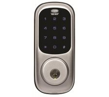 Lockwood Wireless Digital Deadbolt - Clark Locksmiths