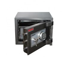 Charcoal coloured Ironguard Safe - Clark Locksmiths