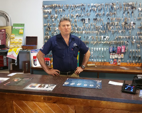 Steve-Clark-second-generation-owner-of-Clark-Locksmiths