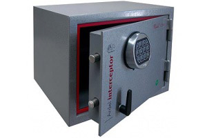 Ardel Interceptor Safe (17 Litres) - Clark Locksmiths