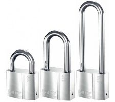 ABLOY PL330 BRASS PADLOCK - Clark Locksmiths
