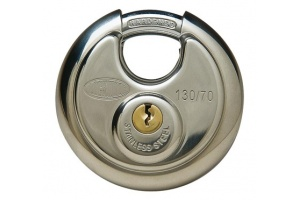 CYLINDRICAL 130 HIGH SECURITY PADLOCK - Clark Locksmiths