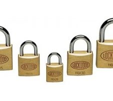 SOLID BRASS 110 SERIES PADLOCK