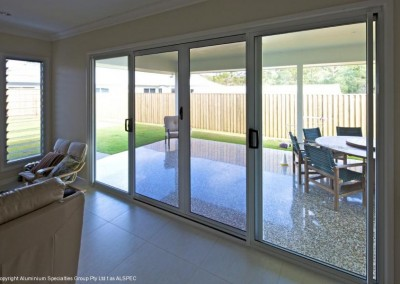Invisi-Gard Hinged & Sliding Doors