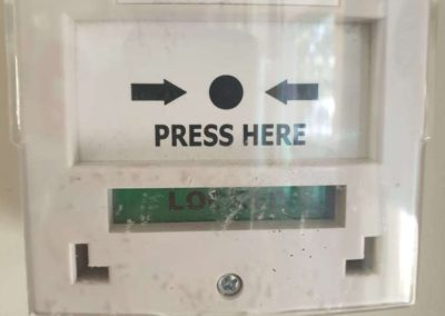 Emergency Services-Electronic access control door repair