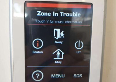Resetting Alarm Panels for Security Doors