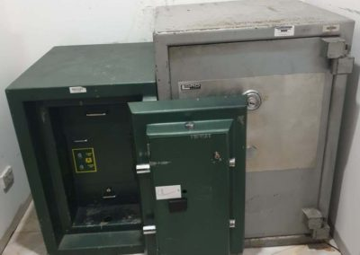 Our team installed this safe in a Munno Para home